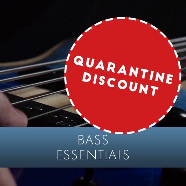 Bass Essentials - Quarantine-Edition
