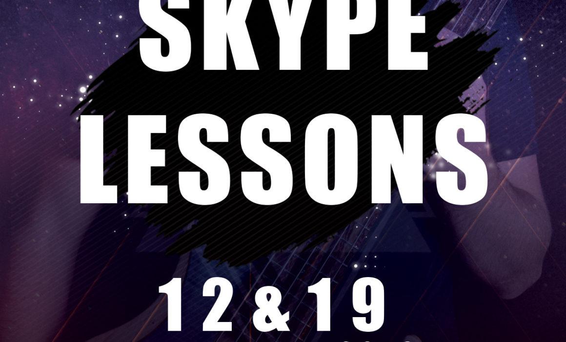 Skype Lessons Linus Klausenitzer